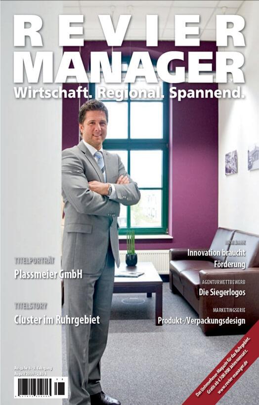 Revier Manager – Titelstory über die Plassmeier GmbH Teil 01