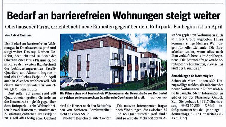 WAZ – Quartier am Ruhrpark