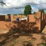 Bau der First Aid Station