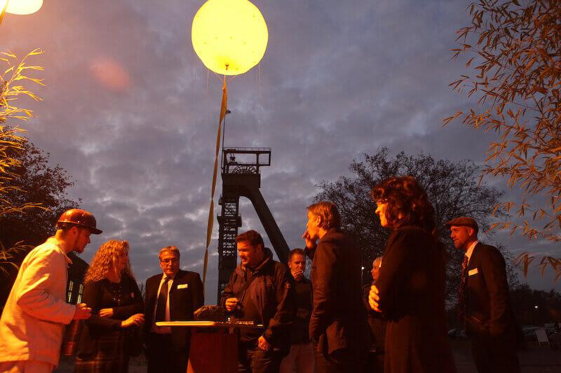 Steigerhaus Empfang 2011